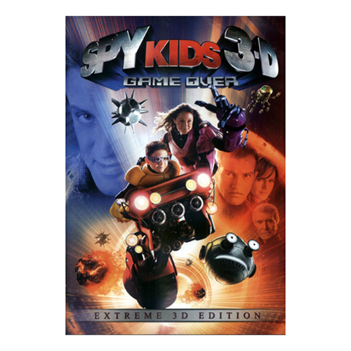 IMAX 3D-Movie: Spy Kids 3D - Game Over