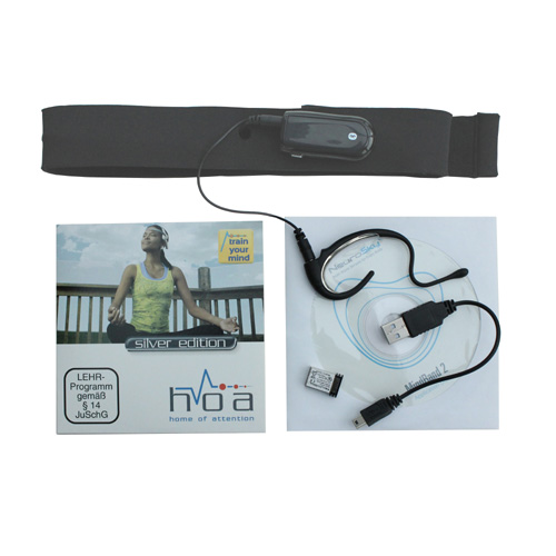 NeuroSky MindBand mit Home of Attention