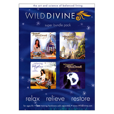 Wild Divine Super Bundle Pack