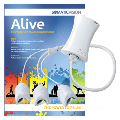 iom-Sensor mit Alive Clinical Version