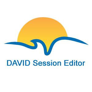 DAVID Session Editor Software