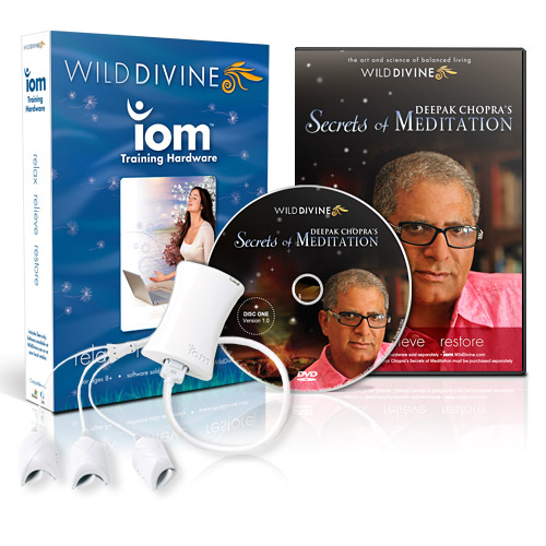 iom-Sensor mit Secrets of Meditation